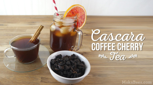 Coffee Cherry Tea – Cascara