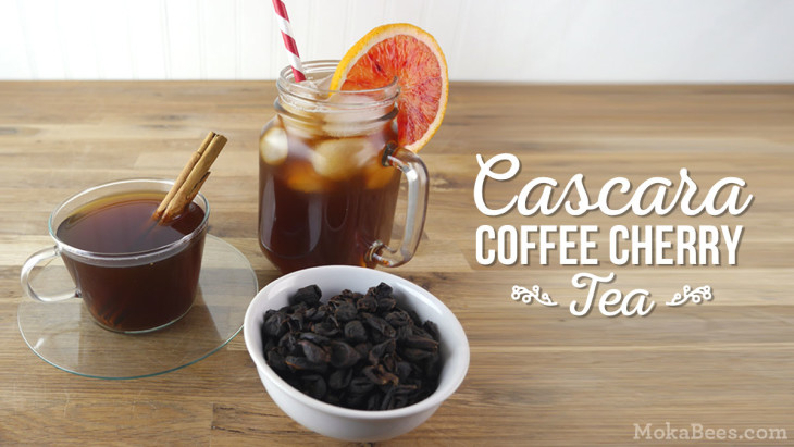 cascara coffee cherry tea recipe