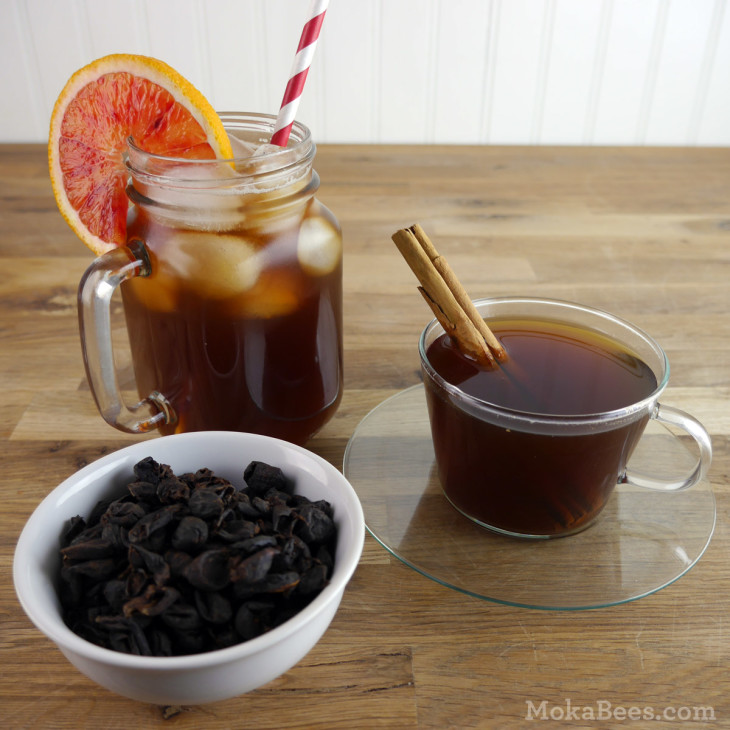 cascara coffee berry tea