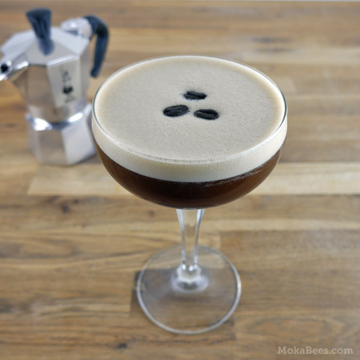 coffee cocktail - espresso martini