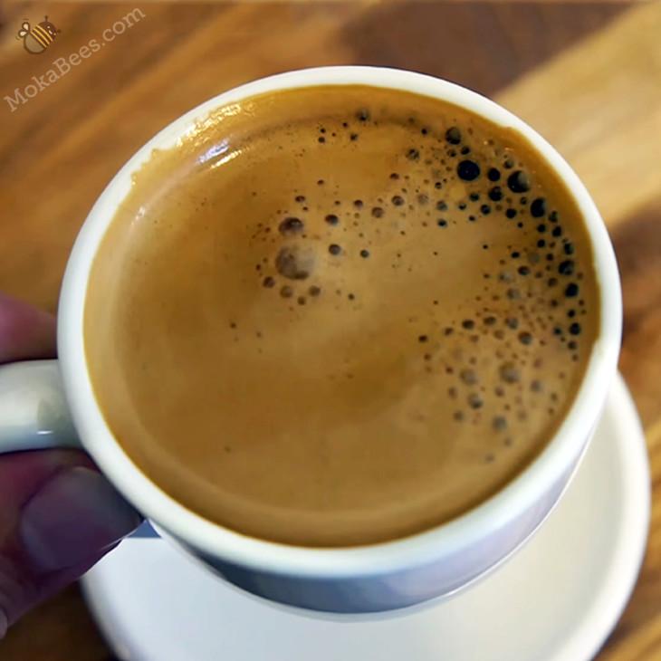 cuban coffee recipe - how to make cafe cubano