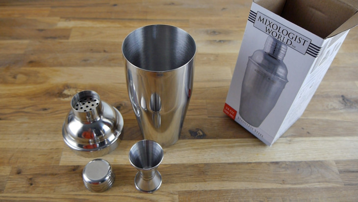 mixologist world cocktail set