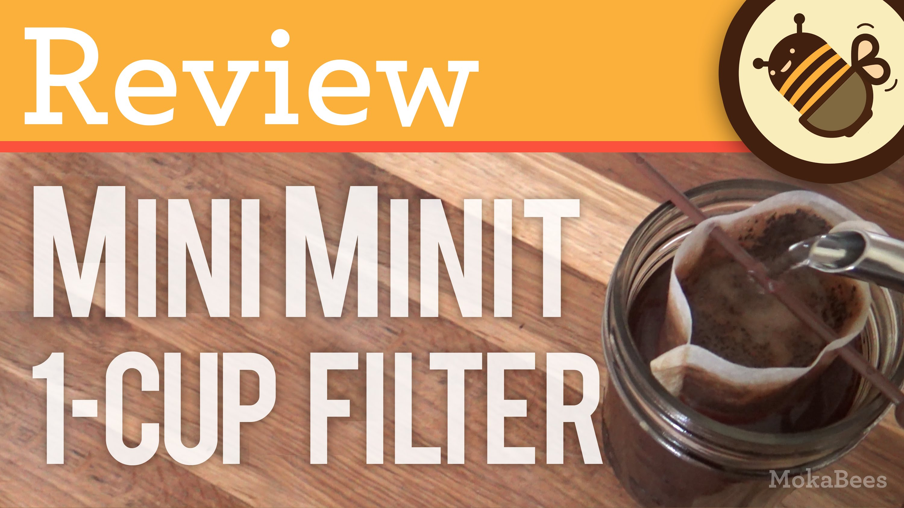 Review Miniminit One Cup Coffee Tea Filters Mini Minute Single Cup