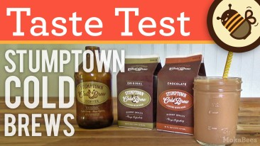 Review: Stumptown Coffee Cold Brew with Chocolate and Milk – Iced Coffee Taste Test