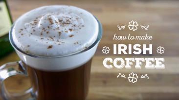 How to Make Irish Coffee Recipe