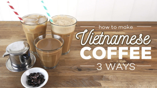 Vietnamese Coffee Recipe – Ca Phe Sua Da – The Ultimate Guide
