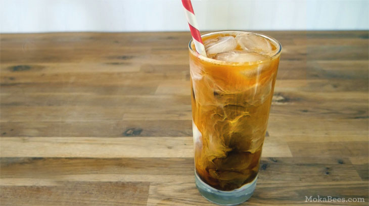 Black Tie Coffee Recipe | 15 Refreshing Thai Tea Recipes To Keep You Cool This Summer
